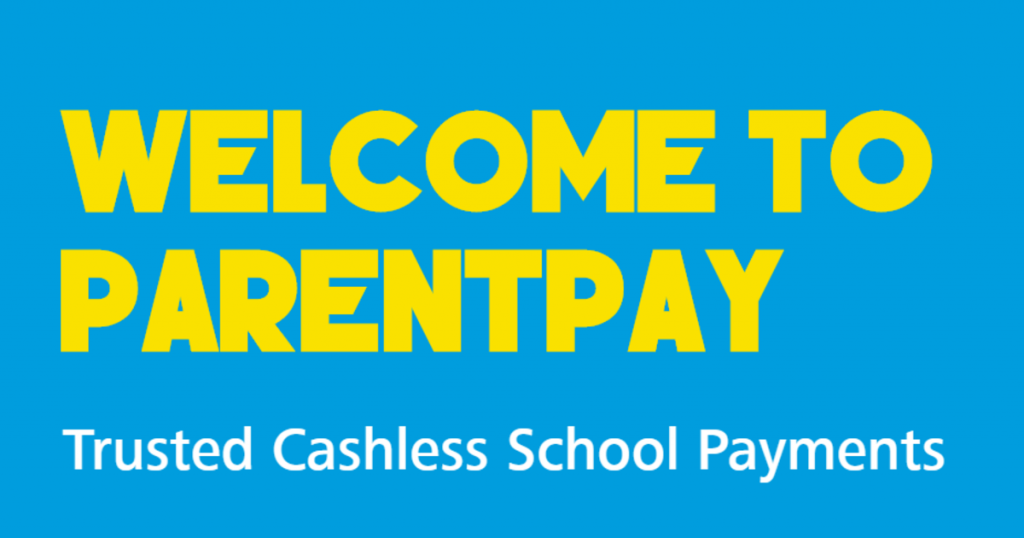 Welcome to ParentPay