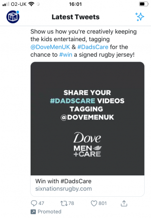 Dadscare Hashtag